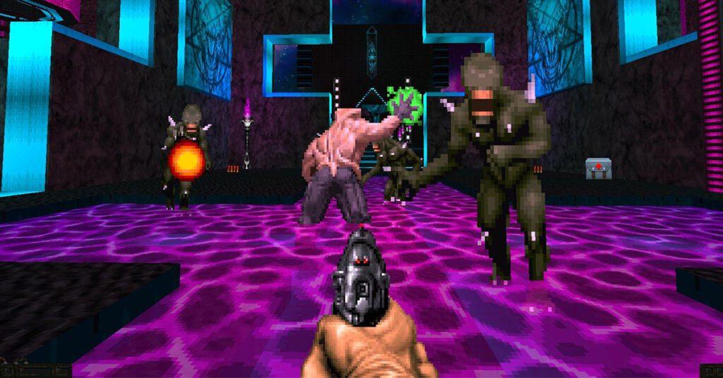 Doom mods wad featured